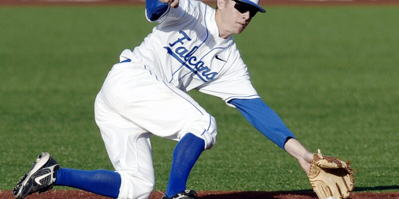 How to field a ground ball