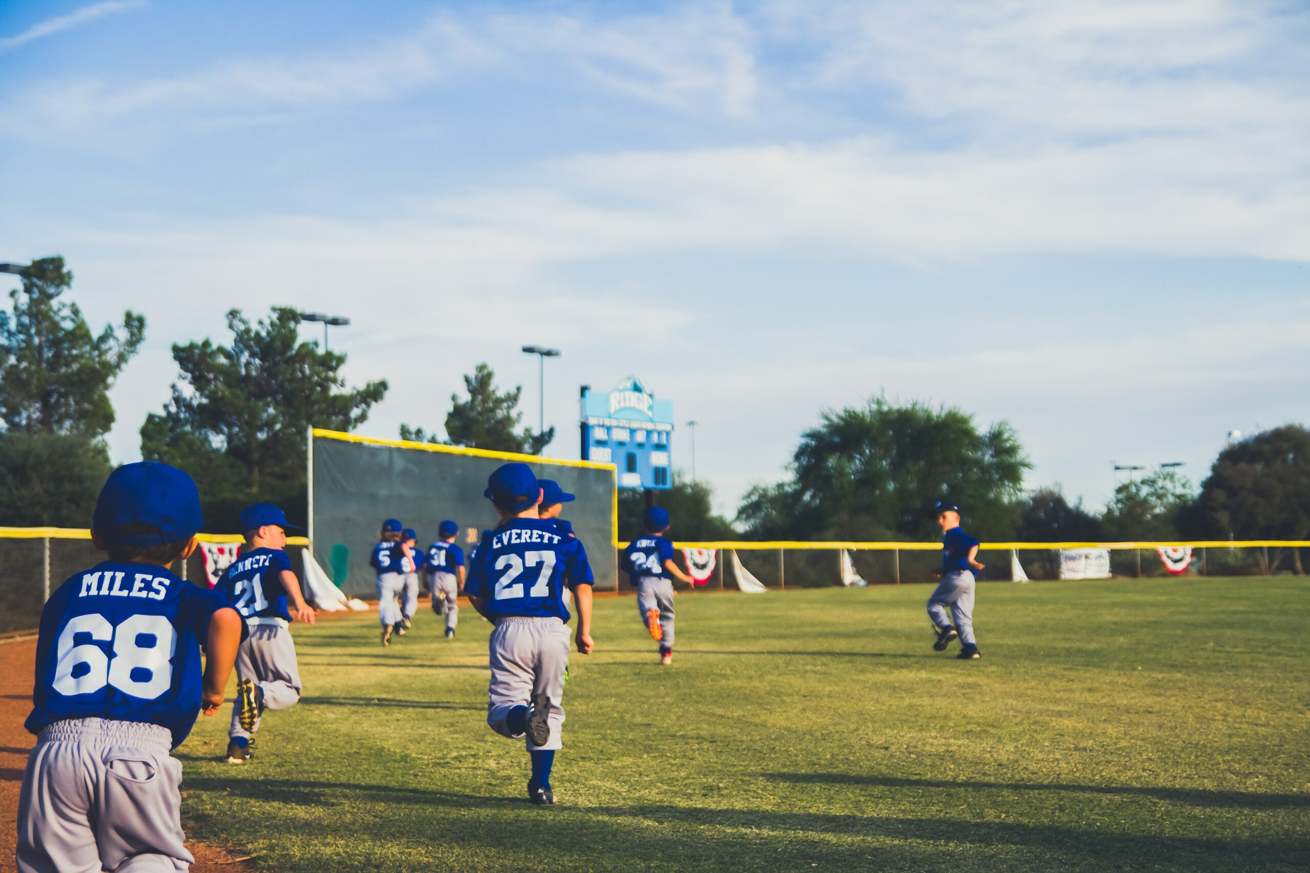 Baseball Tryout Tips for Players